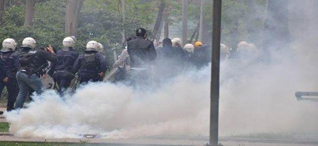 Bu da Ankara'nın 1 Mayısı