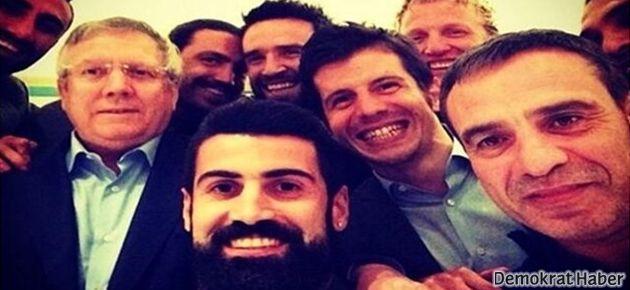 Bu da Fenerbahçe 'selfie'si