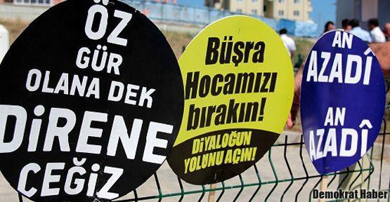 'Burada BDP yargılanıyor'