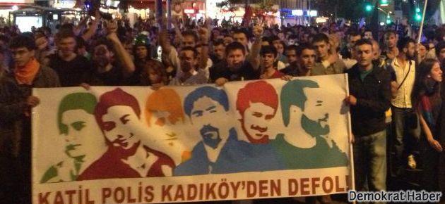 'Burası Kadıköy burdan çıkış yok!'