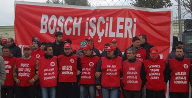 Bursa'daki Bosch işçileri: Bu zam 3 yılın telafisi
