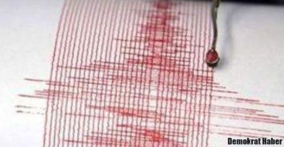 Bursa ve Antalya'da deprem