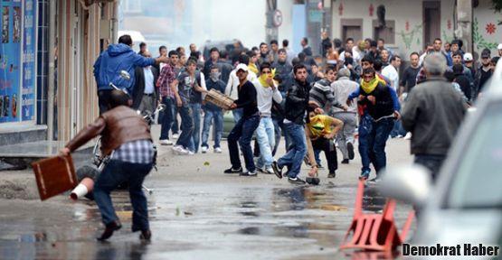 Bursa'da eylemcilere silahla ateş açıldı