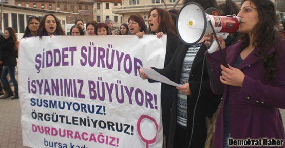 Bursa'da kadınlardan 8 Mart çağrısı