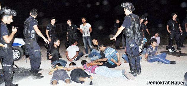 Bursa'da Romanlar'a saldırı