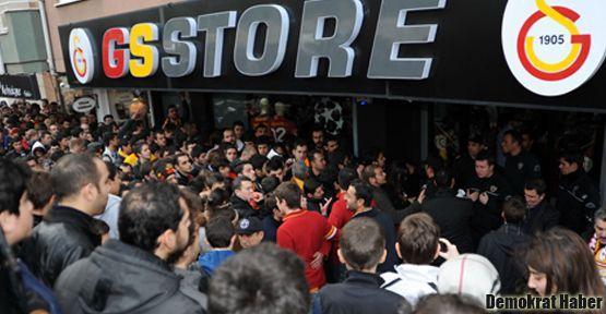 Bursaspor Galatasaray maçı öncesi kavga