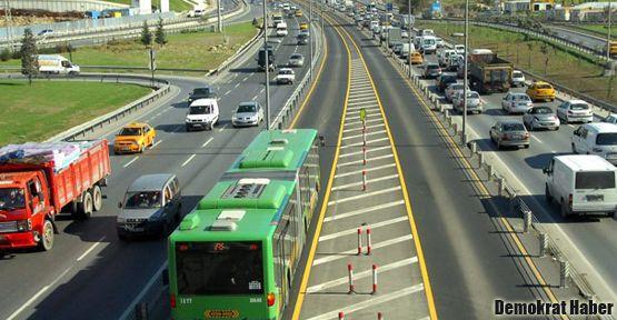 'Bus Line' dönemi Pazartesi başlıyor