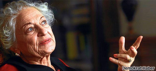 Büşra Ersanlı Leyla Erbil'i yazdı