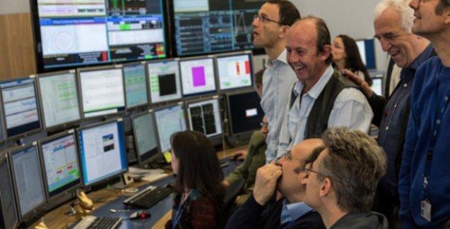 Büyük Hadron Çarpıştırıcısı enerji rekoru kırdı