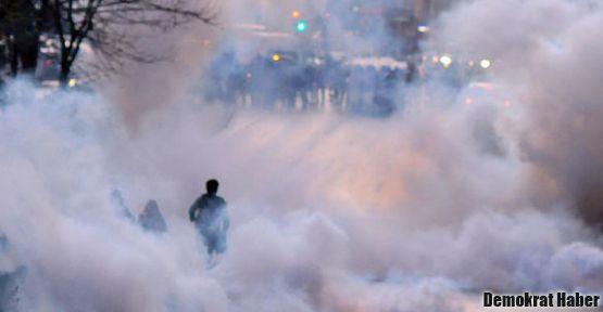Büyükçemece'de BDP'lilere saldırı