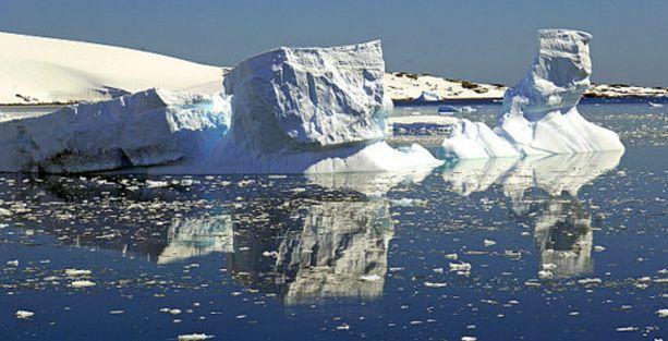 Buzulların erime hızı iki katına çıktı