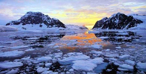 Buzulların erimesi yerçekimini de azaltıyor