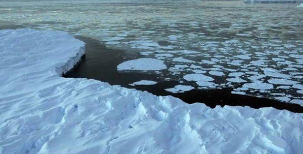 'Buzulların erimesini hiçbir şey engelleyemez'