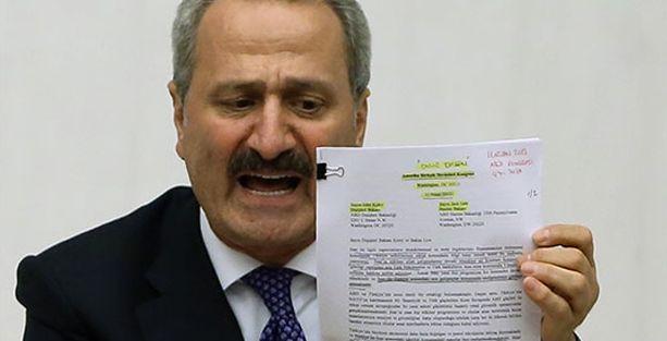 Çağlayan'ın Meclis'te salladığı fatura da sahte çıktı
