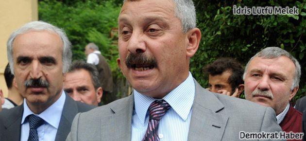 Çamlıhemşin CHP'de istifa