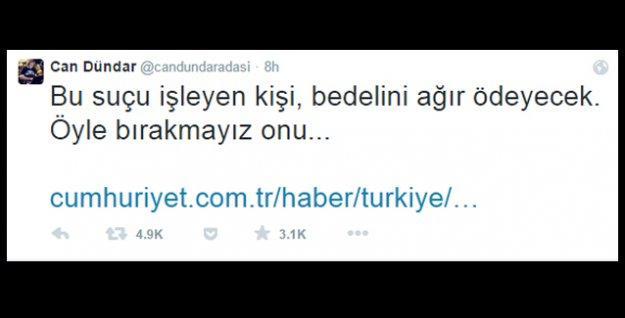Can Dündar'dan kendisini tehdit eden Erdoğan'a: Asıl bu suçu işleyen kişi, bedelini ağır ödeyecek