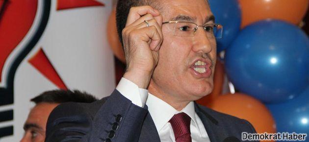 Canikli'den ağır tahrik: Kılıçdaroğlu'nun illegal askerleri!