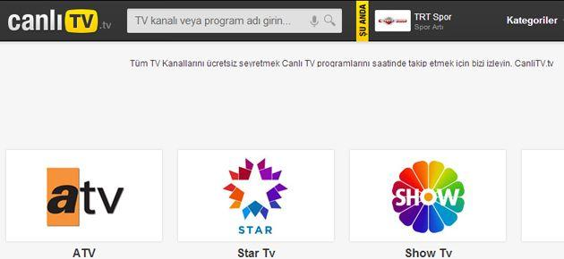 Canlı TV ile Star TV Keyfi