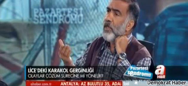 Canlı yayında 'Derin Kürt' tartışması