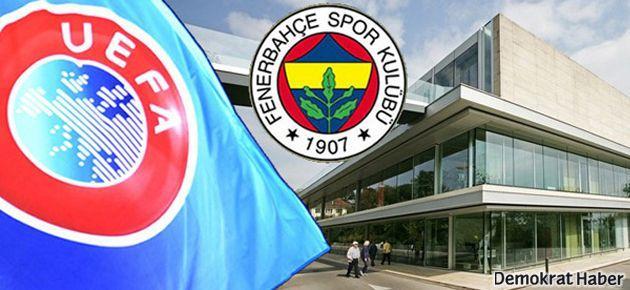 CAS Fenerbahçe'nin cezasını onadı
