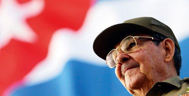 Castro'dan ABD'ye 'ambargoyu kaldırın'