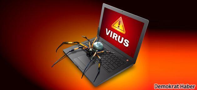 Casus virüs 31 ülkeden bilgi sızdırmış
