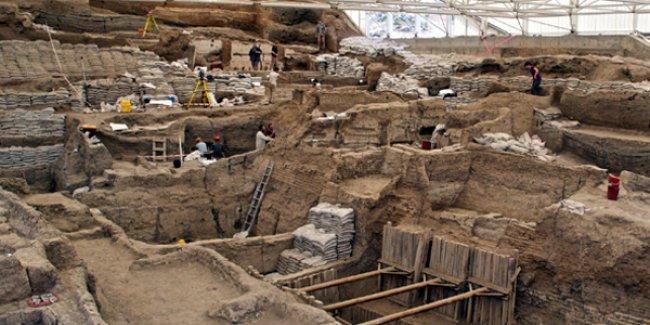 Çatalhöyük kazılarında yeni bulgular