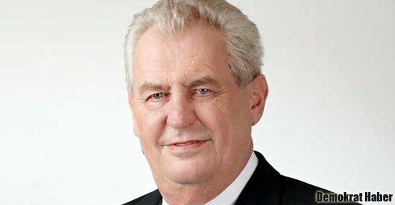 Çek Cumhuriyeti'ne yeni devlet başkanı