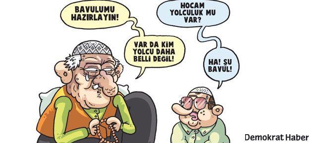 Cemaat-AKP kavgası Gırgır'da