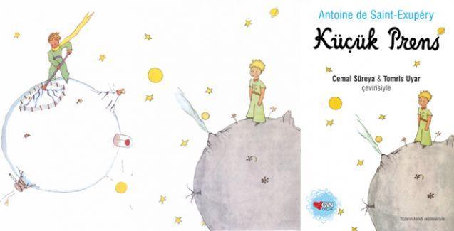 Cemal Süreya ve Tomris Uyar çevirisiyle 'Küçük Prens'