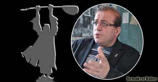 Cemevi'ne polis görünümlü tehdit