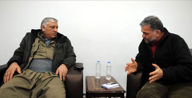 Cemil Bayık: IŞİD'in esas hedefi Kürt hareketidir