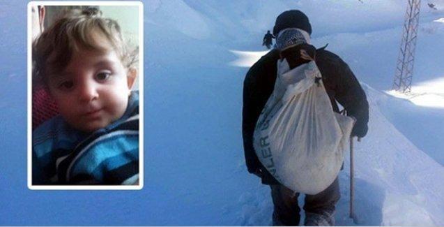 Cenazesi babasının sırtında taşınan Muharrem'in dosyasında adalet 'durdu'