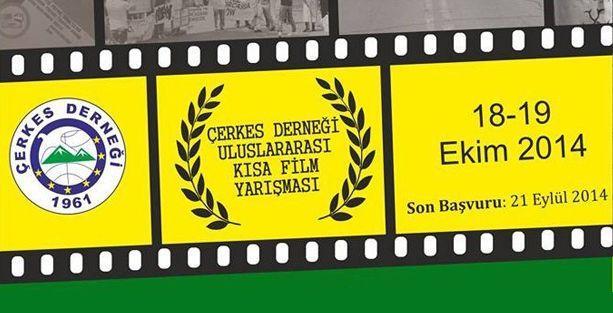 Çerkes Derneği Uluslararası Kısa Film Yarışması düzenliyor