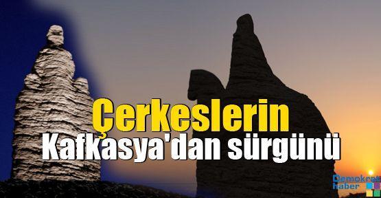 Çerkeslerin Kafkasya'dan sürgünü