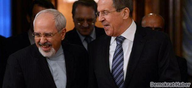 Cevad Zarif Esad'la görüşüp Moskova'ya uçtu