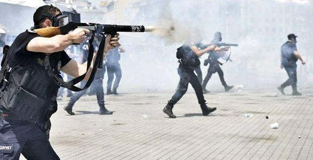 Çevik Kuvvet polisi: Berkin'i vuranı bulsam kendi ellerimle teslim ederim