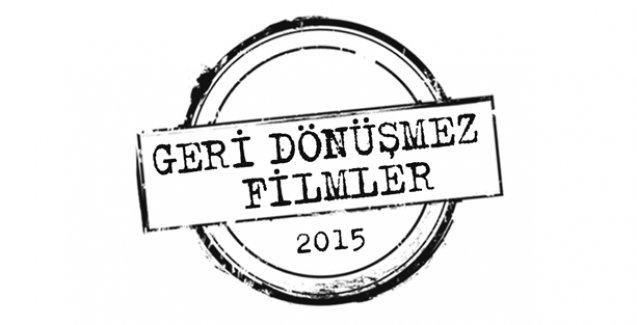 Çevre Konulu Ulusal Kısa Film Yarışması: Geri Dönüşmez Filmler