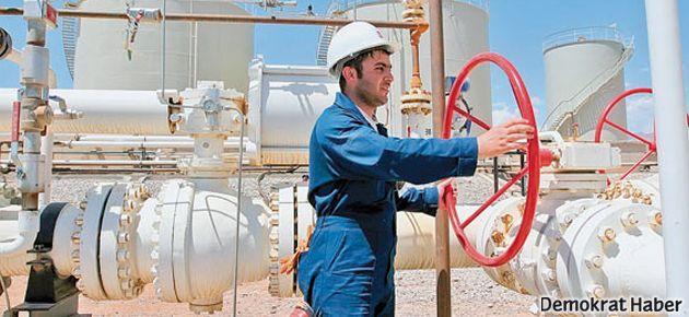 'Ceyhan'a petrol akıtılmaya başlandı'