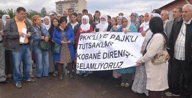 Cezaevindeki 4 bin PKK'li Kobani için açlık grevine başladı