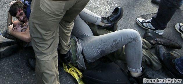'Cezalandırılacak aptal bir polisimiz var'