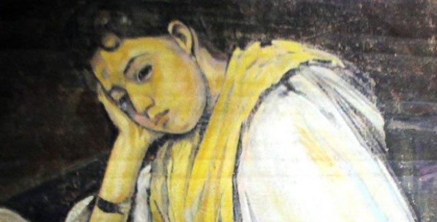 Cezanne'nin 'İtalyan Genç Kız' adlı tablosu Yalova'da ele geçirildi