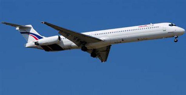 Cezayir yolcu uçağı çöle düştü!