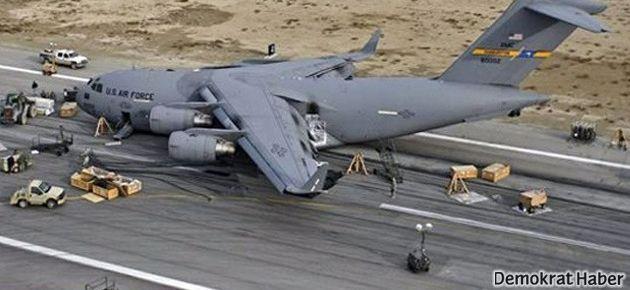 Cezayir'de askeri uçak düştü: 103 kişi öldü
