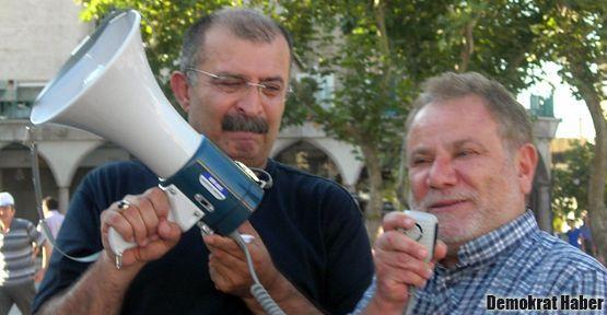 Cezmi Ersöz'den DEBA işçilerine moral desteği