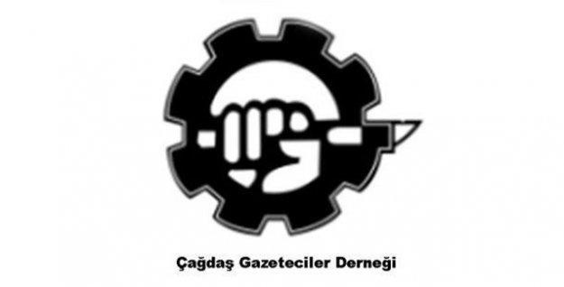ÇGD: Erdoğan'ın Can Dündar'a yönelik sözleri suça azmettirmedir