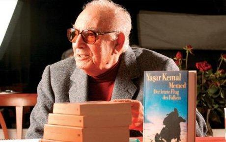 ÇGD Onur Ödülü Yaşar Kemal'e