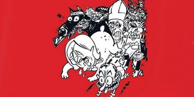 Charlie Hebdo 2.5 milyon kopyayla geri dönüyor