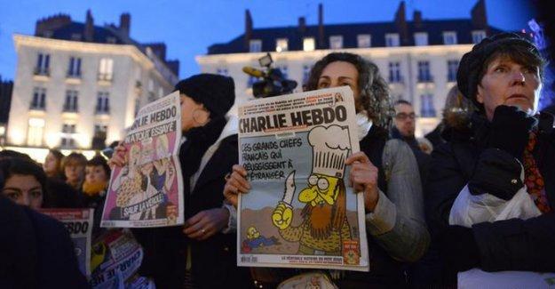 Charlie Hebdo dergisi gelecek hafta 1 milyon baskı yapacak