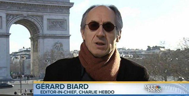 Charlie Hebdo: Papa saçmalıyor